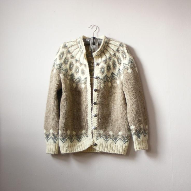 Prjonandi: Icelandic Lopi sweater for me