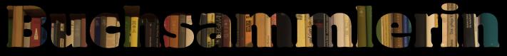 Buchsammlerin