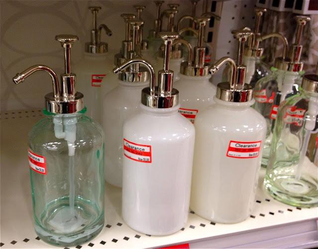 Bathroom Ideas Target : Bath d?cor clearance at target driven by decor