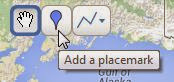 Google map add a place marker