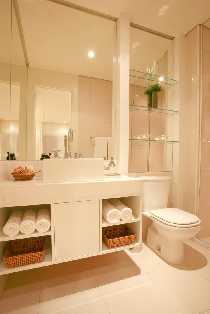 meu doce lar  Meu banheiro -> Banheiro Estilo Moderno