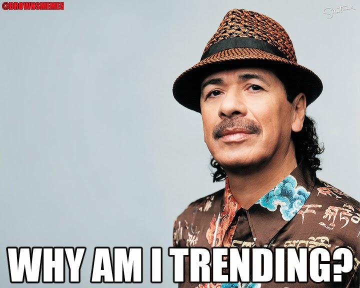 Cleveland Indians Memes Carlos Santana