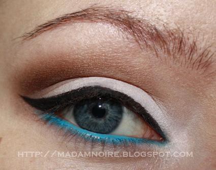 Madam Noire Makeup Studio: Tutorial: Spring trend look