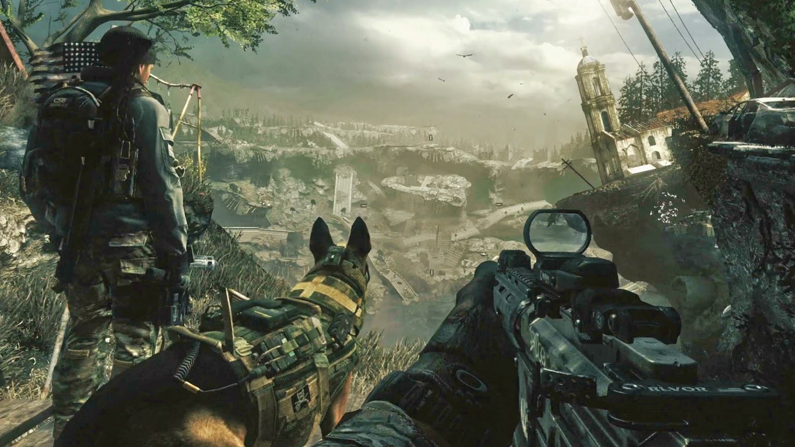 Download Call of Duty Ghost Full Version