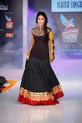 Lavanya Tripathi Glamorous Ramp Walk Photos Gallery-thumbnail-1