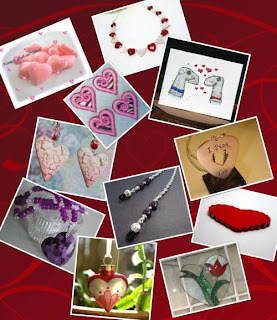 Valentines Day from Handmade Artists'