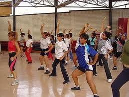 jueces de gimnasia: