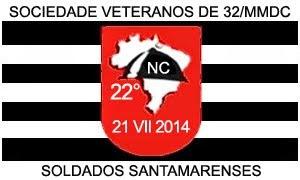 Bandeira do 22° NC