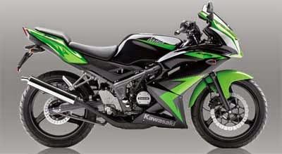 Kawasaki Ninja 150cc 4-tak