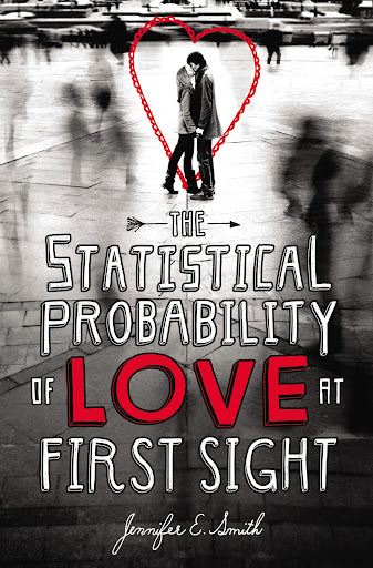 RESENHA: The Statistical Probability Of Love At First Sight - Jennifer E. Smith
