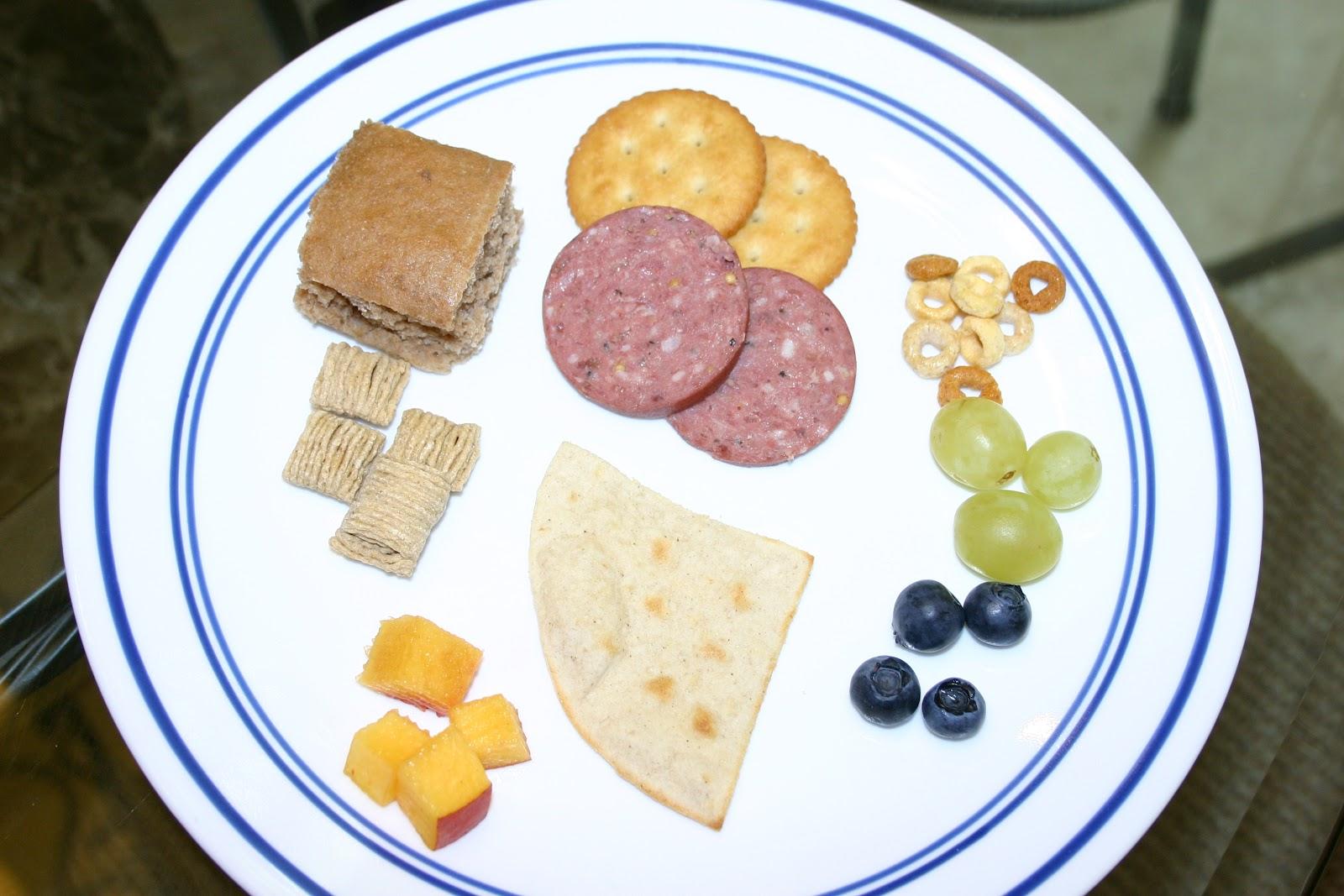 Circle Shaped Food Circle Shaped F...