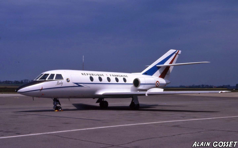 Dassault Mystère 20 GLAM