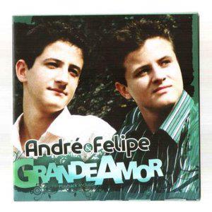 Resultado de imagem para André e Felipe cd grande amor