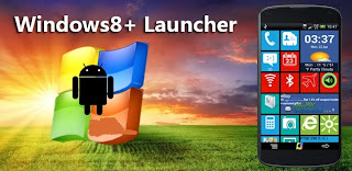 Windows8 / Windows 8+ Launcher v2.5 Apk
