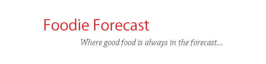 Foodie Forecast