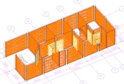 Merancang Rumah Dengan AutoCAD Architecture ( bag 2 )