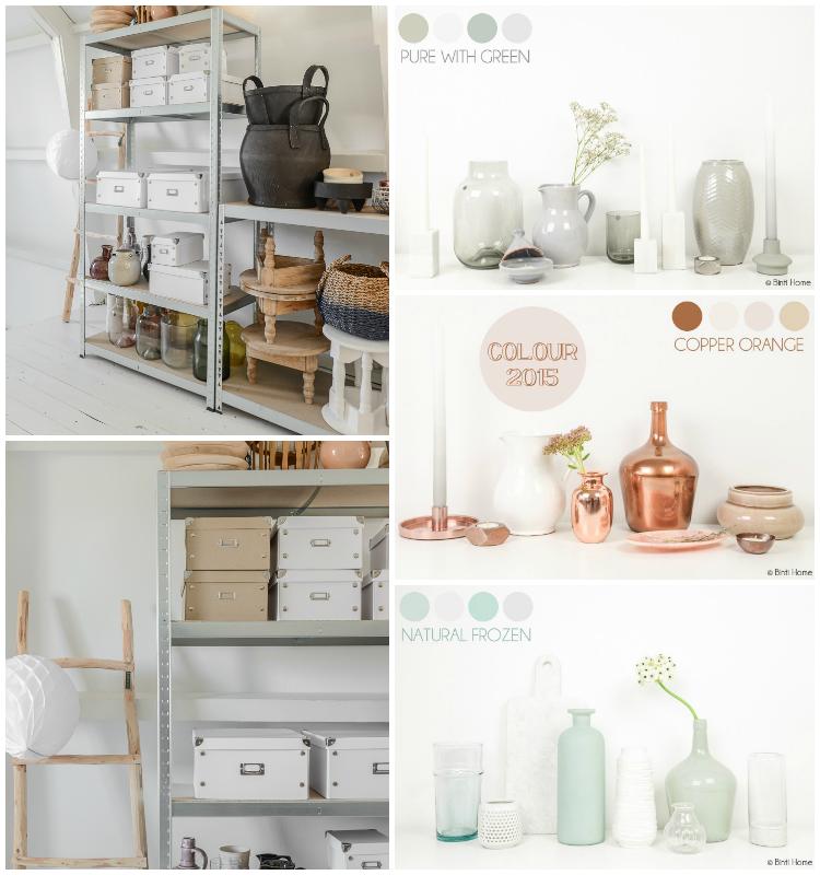Almacenaje de atrezzo de decoración y de fotografía by Habitan2