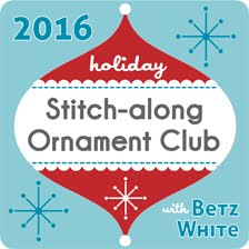 Betz White 2016 Ornament Club