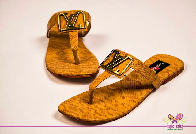 Latest Eid Shoes Collection 2013 For Women By Purple Patch