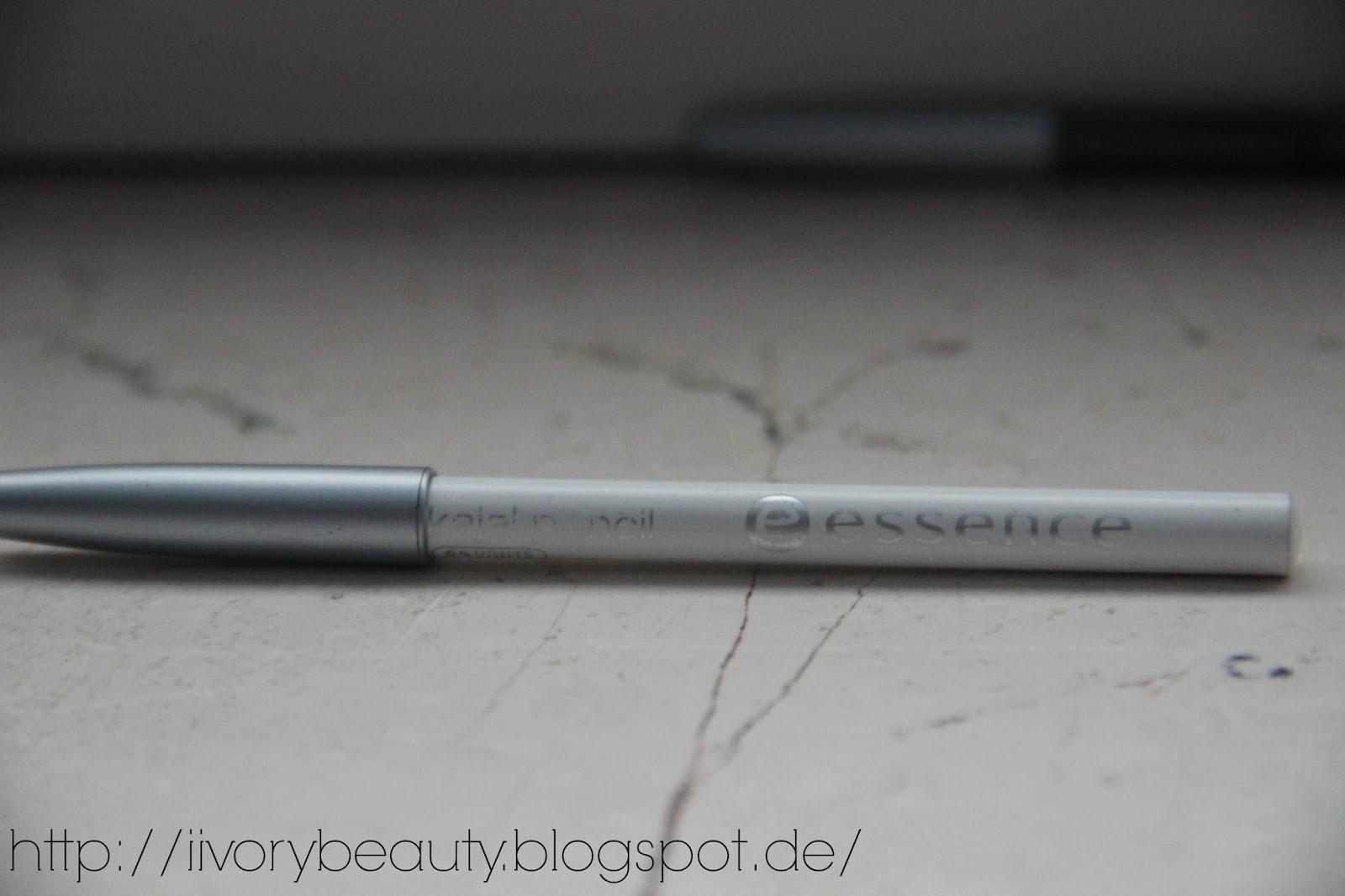 Meine Schminksammlung - Teil 3: Mascara, Eyeliner & Kajal ♥ | Ivory ...