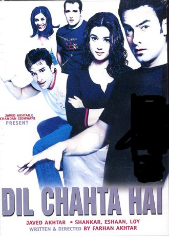 Dil Chahta Hai (2001) Movie Poster