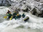 Rafting Λούσιος