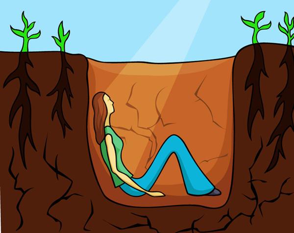 Иппохондрия: ступенька в ресурсную яму.
