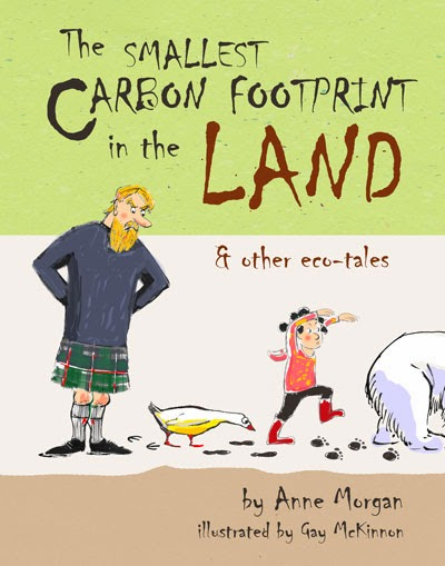 The Smallest Carbon Footprint in the Land