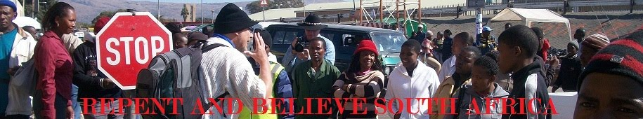 Repent and Believe South Africa