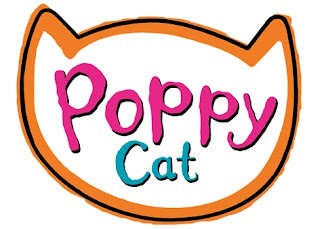 Poppy cat logo