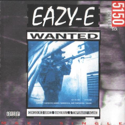Eazy-E – 5150 Home 4 Tha Sick EP (CD) (1992) (FLAC + 320 kbps)