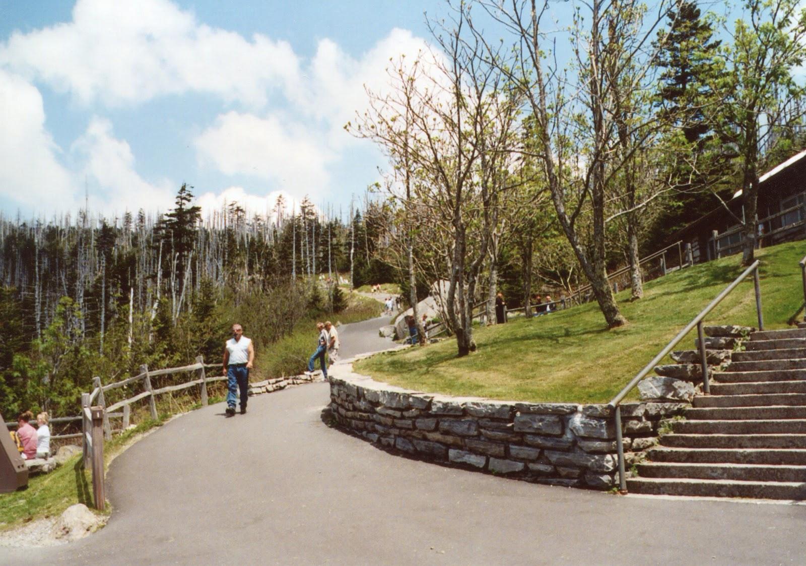 Mathprofhiker's Hiking Blog: Great Smoky Mountains NP ...