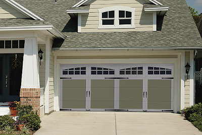 Perfect Garage Door Texture