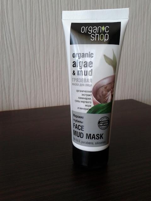 Maska do twarzy z Organic Shop