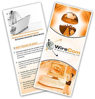 contoh brochure