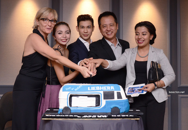 Liebherr Malaysia Expands Into Social Media