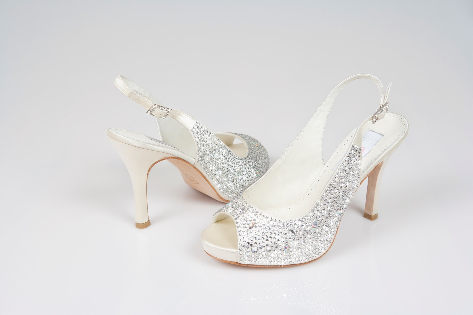 Swarovski Crystals Weding Shoes 013 - Swarovski Crystals Weding Shoes