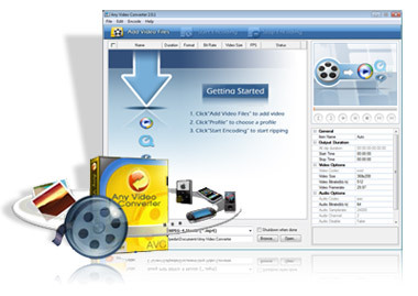 Any Video Converter 3.23