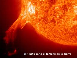 El sol acabará por quemar a la Tierra