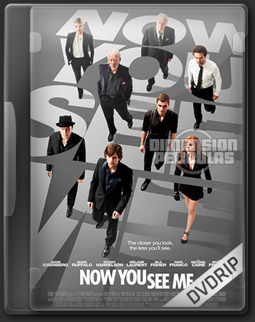 Now You See Me (DVDRip Extended Ingles Subtitulada) (2013)