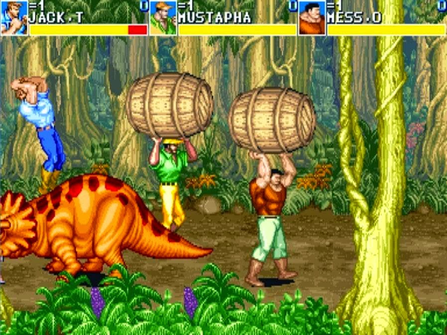 cadillacs and dinosaurs game cadillacs and dinosaurs system. Cars Review. Best American Auto & Cars Review