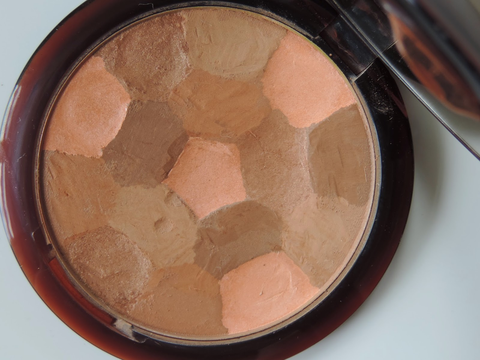 Guerlain Terracotta Light Sheer Bronzing Powder in 03 Brunettes