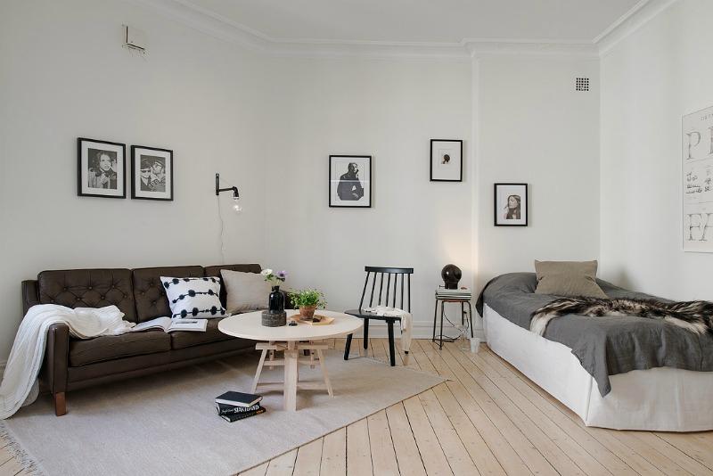 House of silver: lejlighed på bare 37 m2