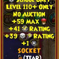 Wizard101 Polaris Best Gear Drops - Decks