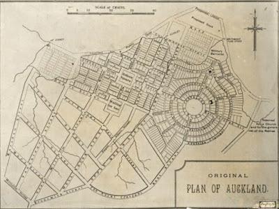 Ciudad antigua de Auckland