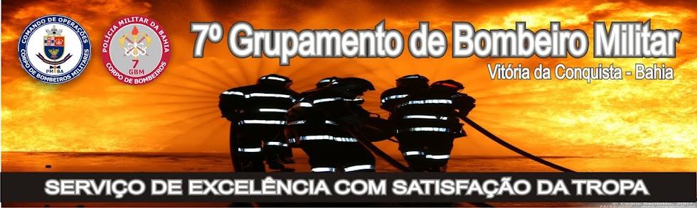7º GBM - Vitória da Conquista / BA