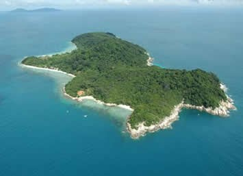 Lang Tengah Blue Coral Island Resort