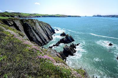 Pembrokeshire Coast ramsey sound st. justinians