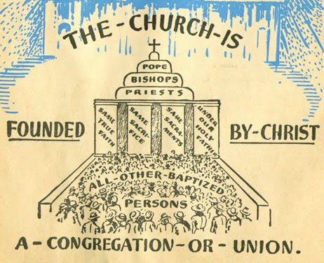 the church hierarchy laity and In second vatican councilchurch, the apostolate of the laity, and the media of social communicationfurthermore, declarations (documents on particular issues) on religious freedom, the church's attitude toward non-christian religions, and on.