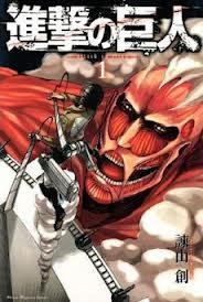 Anime Shingeki no Kyojin